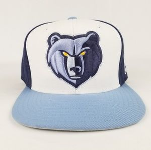 Adidas Memphis Grizzlies Adjustable Snap-Back Hat